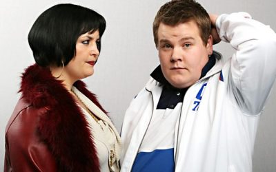 Ruth Jones and James Cordon