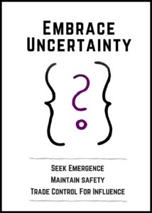 Image of Embracing Uncertainty